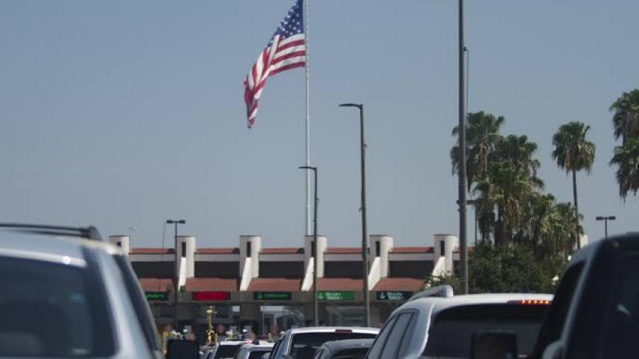 Extienden hasta el 21 de agosto cierre parcial de fronteras entre Estados Unidos y México