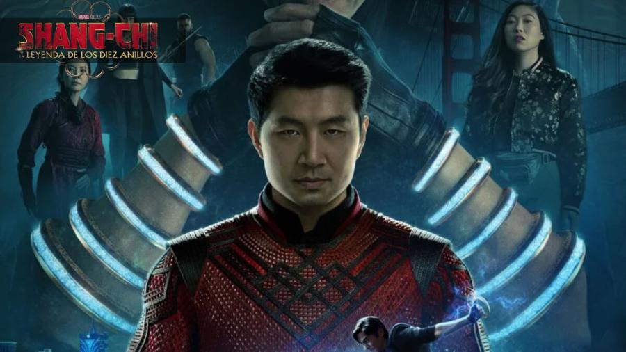 """Lidera """"Shang-Chi y la leyenda de los diez anillos"""" taquillas de EU por tercera semana consecutiva"""