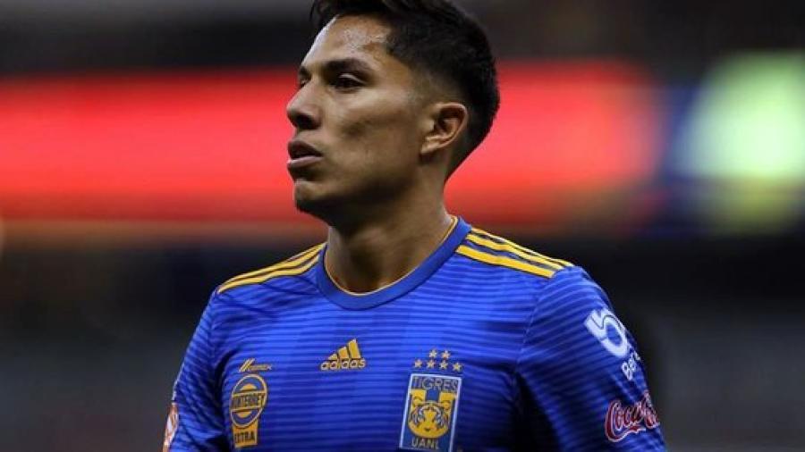 Debido a un cuadro gripal, Carlos Salcedo es baja con Tigres de la UANL