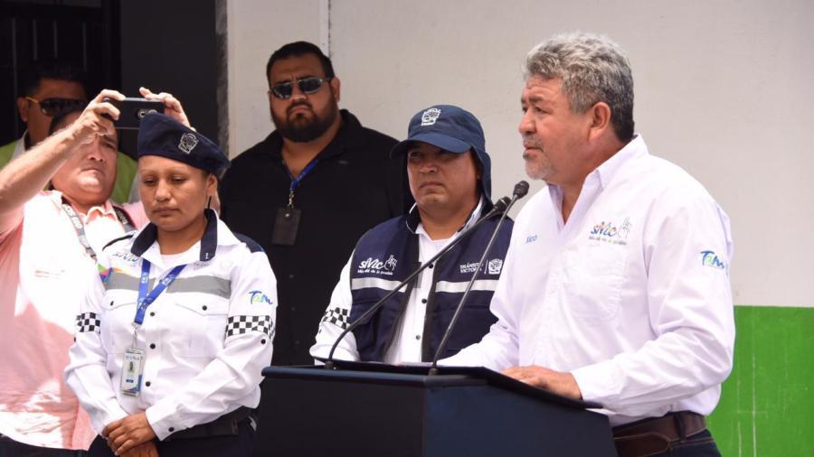 Pide alcalde a servidores públicos ser responsables