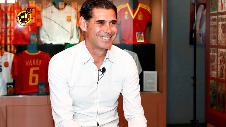Fernando Hierro será el técnico de España durante el Mundial