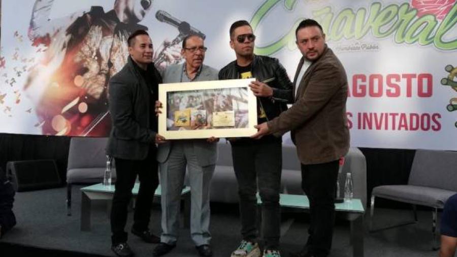 Grupo Cañaveral festejará 23 años con gran fiesta