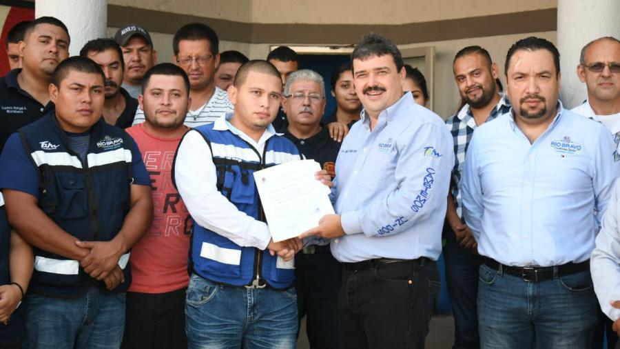 Cuenta Protección Civil con nuevo director
