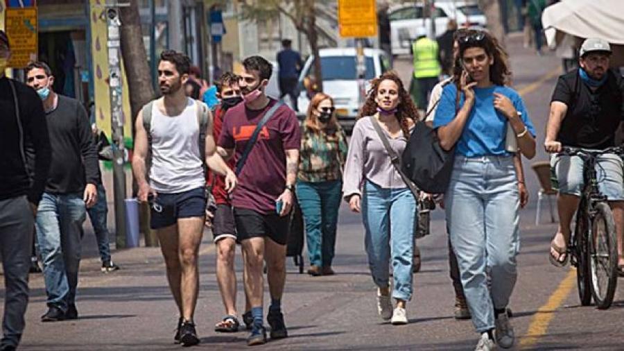 Israel, primer país que dice adiós al cubrebocas