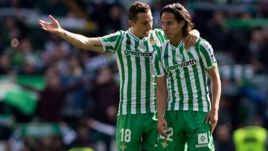Futbolistas mexicanos se despiden de la Europa League