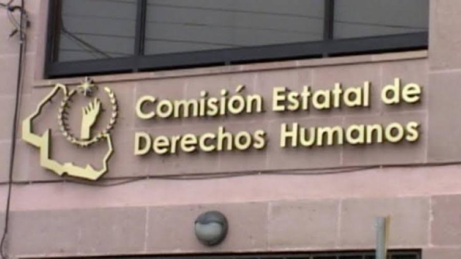Mujeres toman Comisión Estatal de Derechos Humanos en SLP