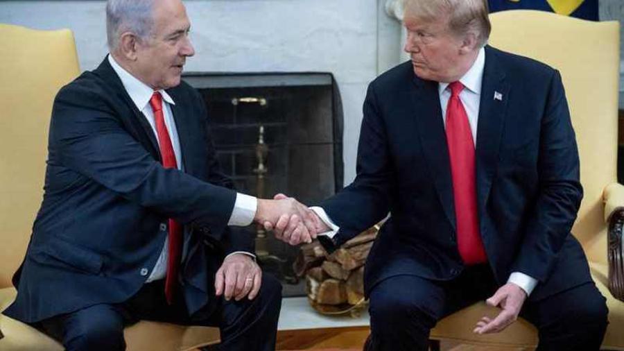 Israel construirá lugar en honor a Donald Trump
