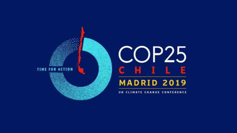 Dio inicio la Cumbre Climática COP25 en Madrid