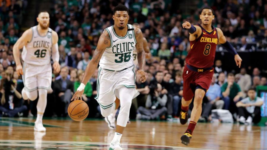 Celtics gana 107-94 a Cavaliers