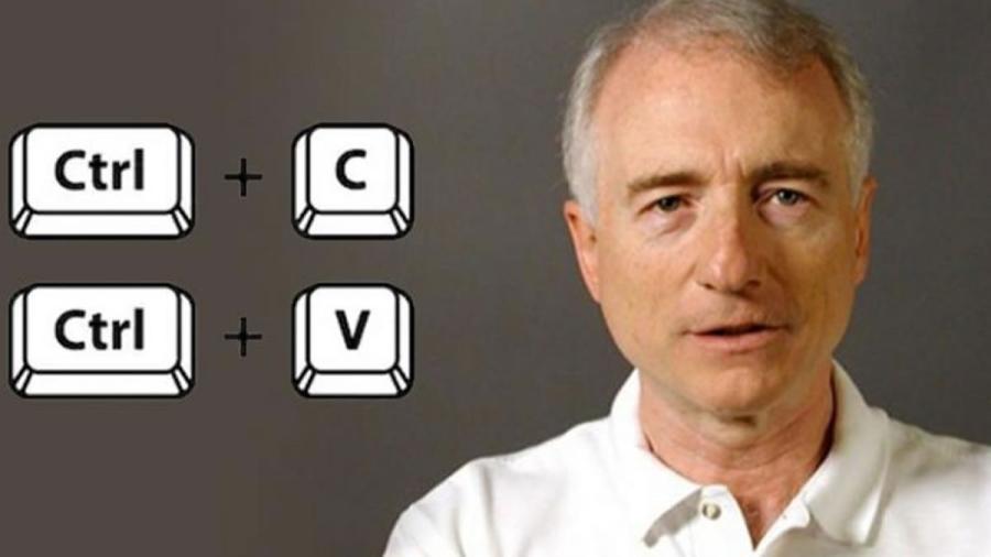 Falleció Larry Tesler, el creador del 'copy-paste' con el que hacías tus tareas