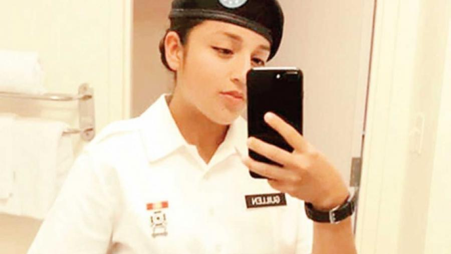Reportan hallazgo de presuntos restos de soldado Vanessa Guillén