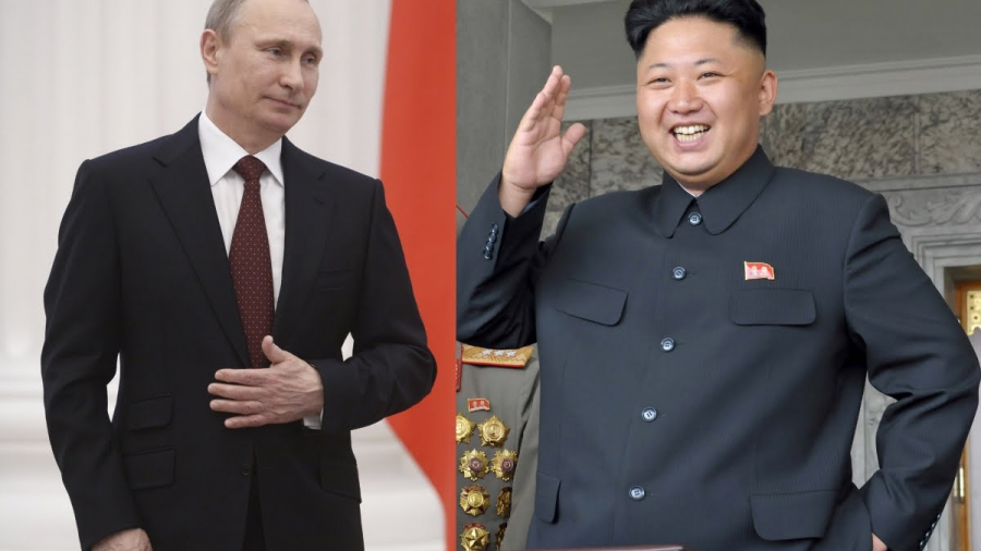 Vladimir Putin invita a Kim Jong-un a visitar Rusia en septiembre