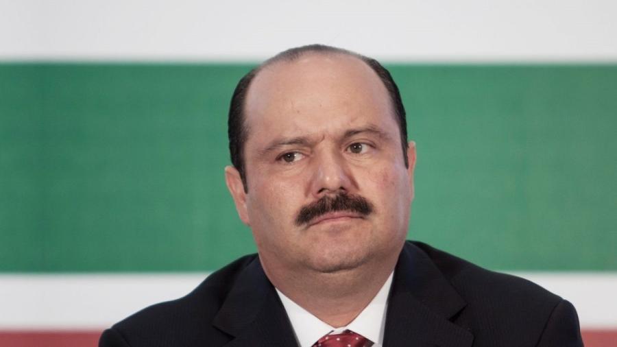 Confirman expulsión de César Duarte del PRI