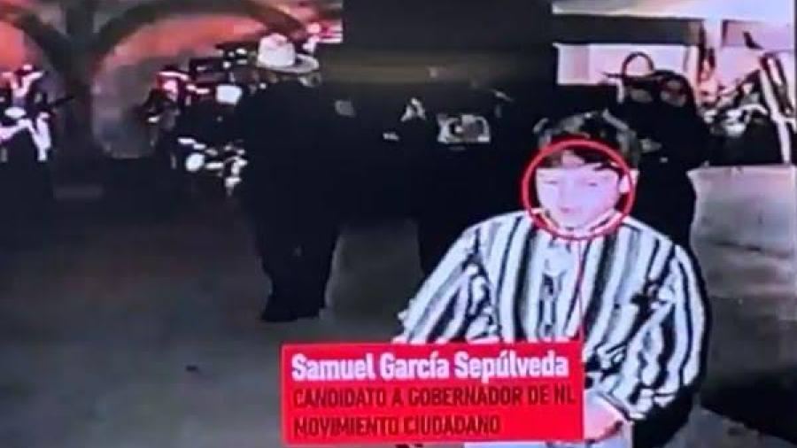 Samuel García responde a video que lo liga con narco