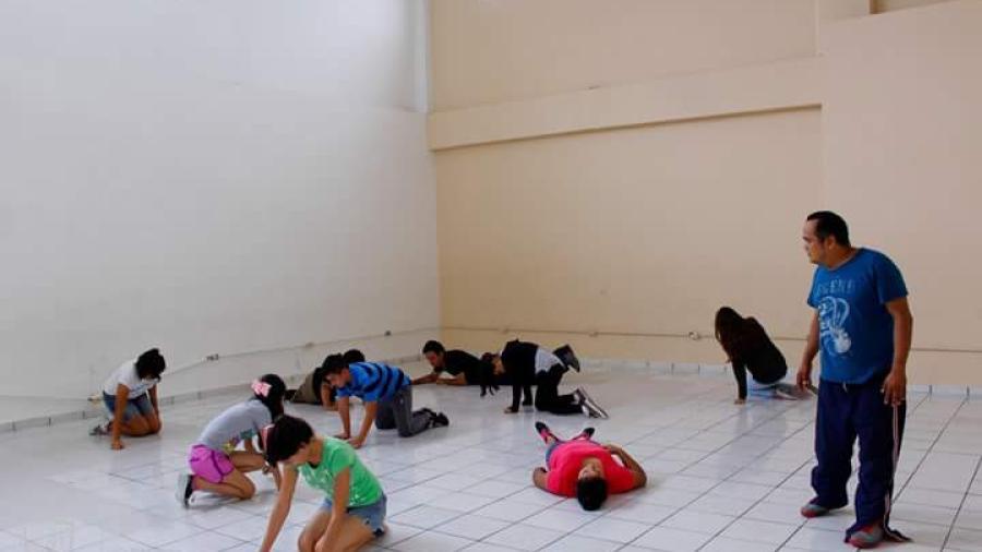 Compañía Municipal de Teatro invita a cursos