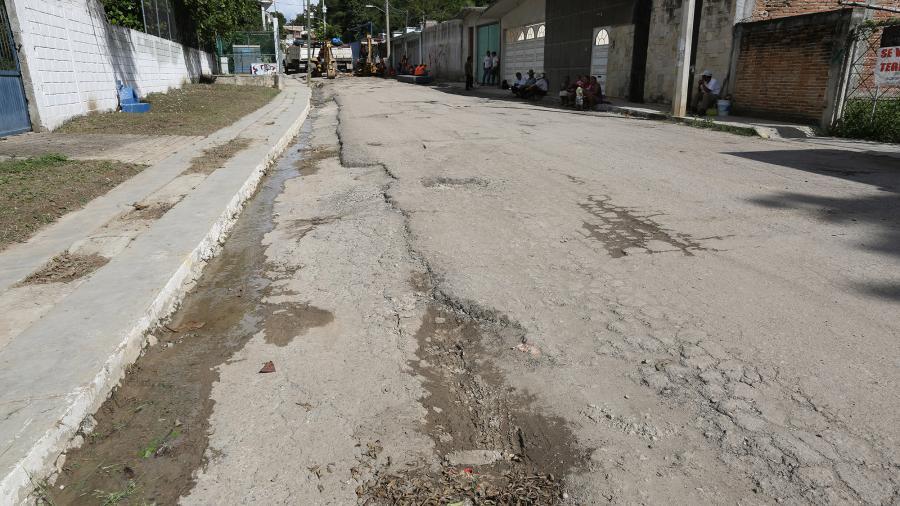 Preparan programa de pavimentación en Madero