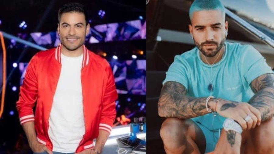 Carlos Rivera y Maluma lanzan '100 años'