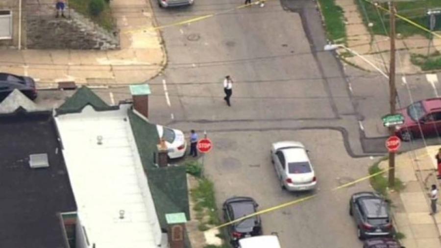 5 heridos tras nuevo tiroteo en Filadelfia