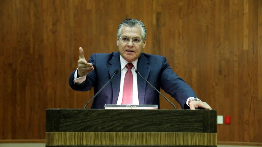 """""""Decisión de las finanzas del estado, se toman a espaldas del pueblo"""", asegura Rigo Ramos"""
