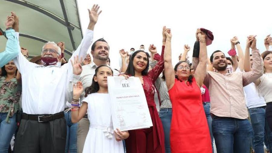 Por primera vez, Siete estados serán gobernados por mujeres