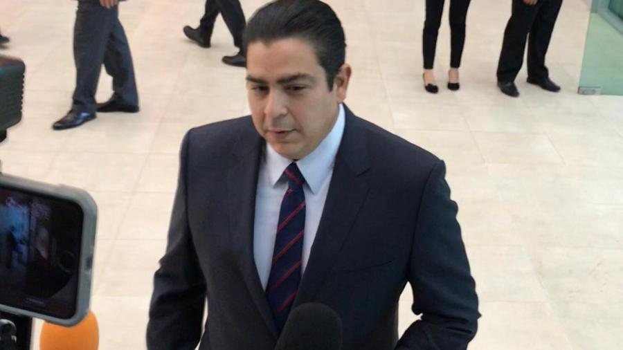 """Senadores del PAN firmes contra la """"Ley Mordaza"""""""