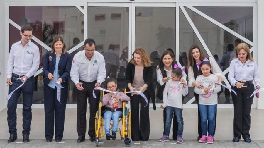 Inauguran nueva unidad básica de Rehabilitación en Valle Hermoso