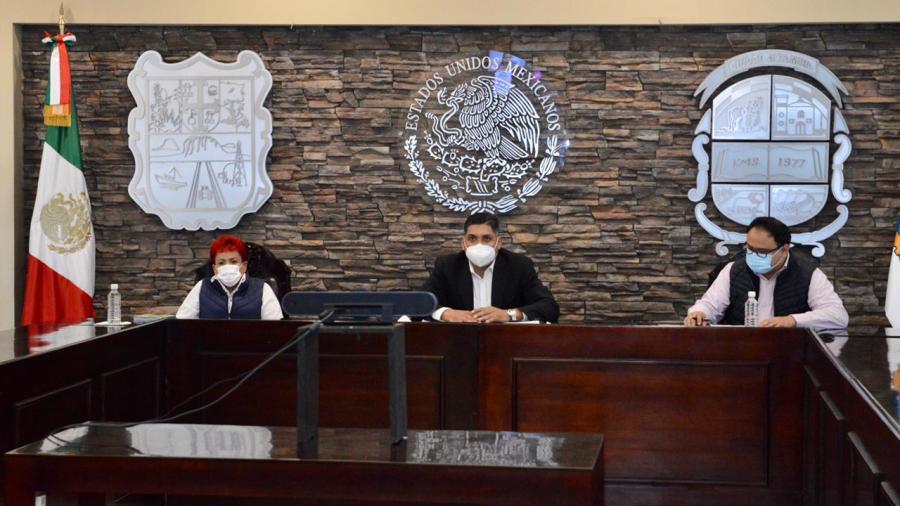 Reitera Gobierno de Altamira exhorto para cumplir medidas contra COVID 19