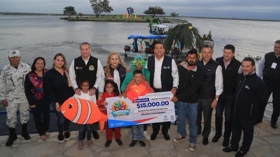 Inicia Carnaval Tam 2020 en la Zona Conurbada Sur de Tamaulipas