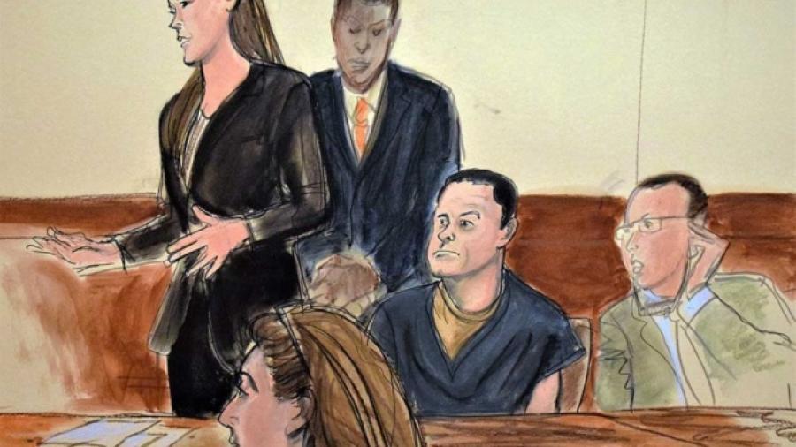 """""""El Chapo"""" en riesgo de la cadena perpetua"""