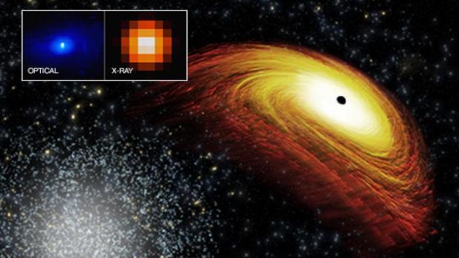 La Tierra estaría más cerca de un agujero negro supermasivo en el centro de la Galaxia