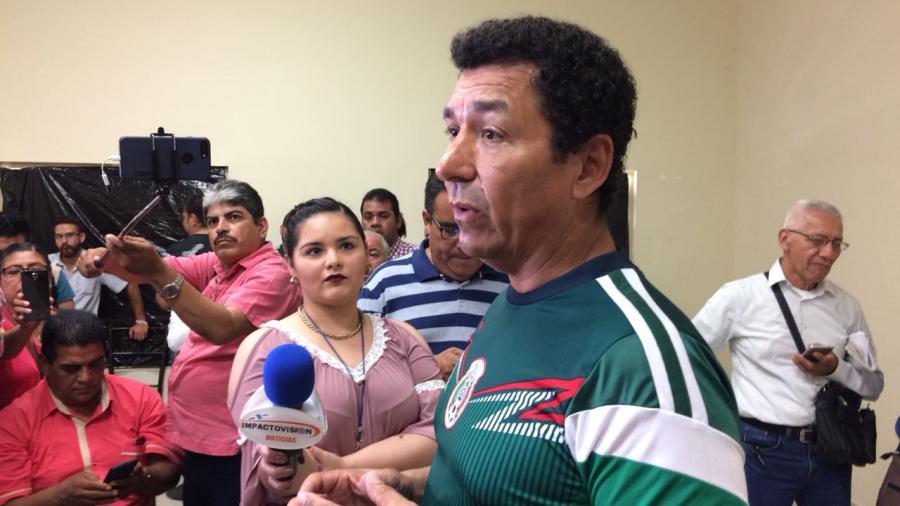Reconciliará Mario López a todas las fuerzas políticas