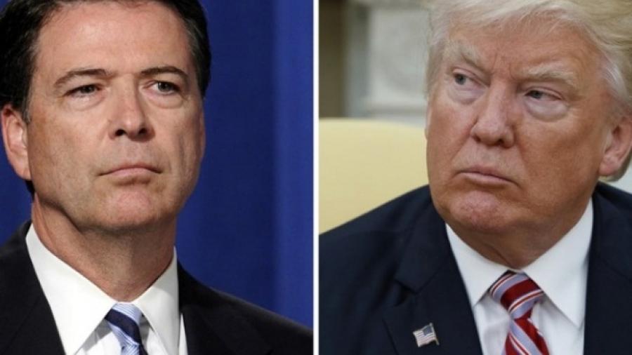"""""""Poco ético"""" y """"sin ataduras a la verdad"""": Comey a Trump"""