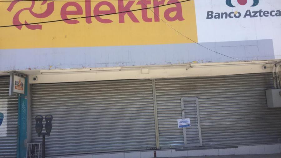 Suspenden actividades a Elektra por abrir en Fin de Semana