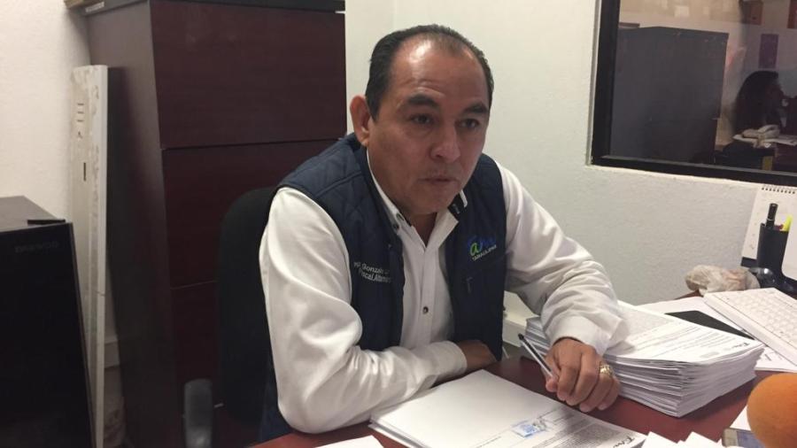 Buscan actualizar el padrón vehicular en la oficina fiscal de Altamira