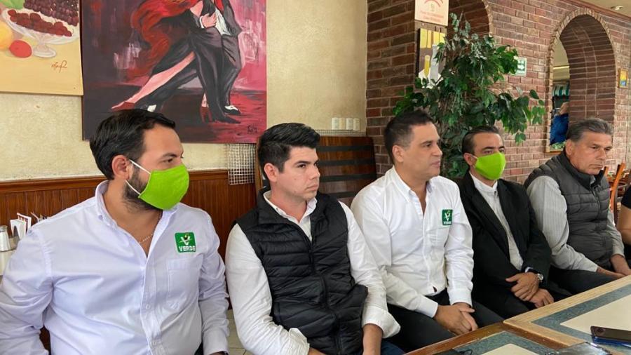 Desmienten Candidatura de Rigo Ramos a la alcaldía de PVEM