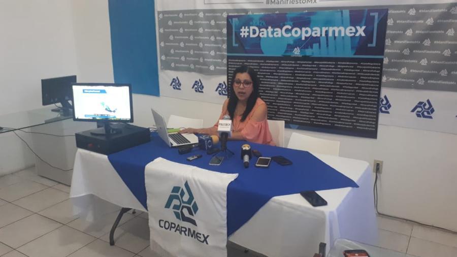 53% de los empresarios de COPARMEX Tamaulipas han sido víctimas de la delincuencia