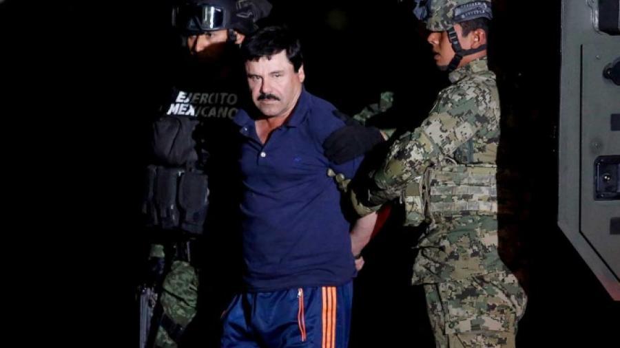 """Rechazan amparo que pedía repatriar a """"El Chapo"""""""