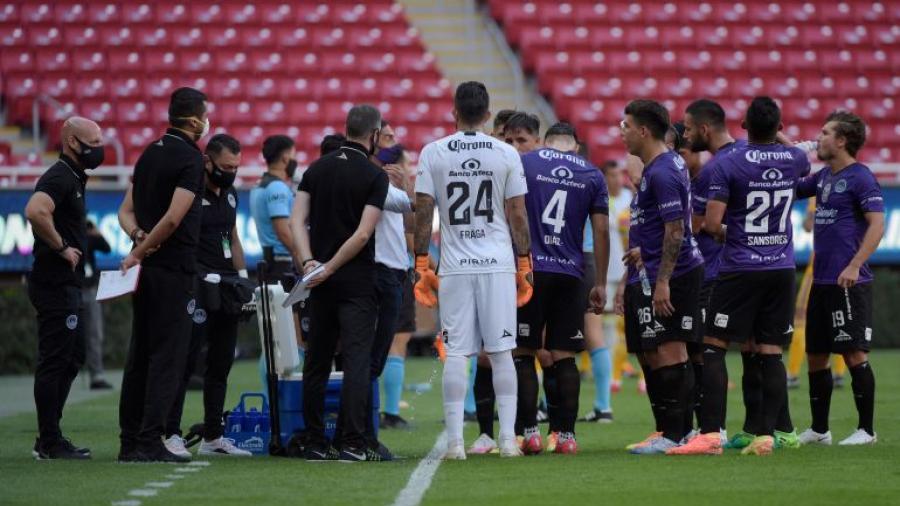 Detectan tres casos de COVID-19 en Mazatlán FC