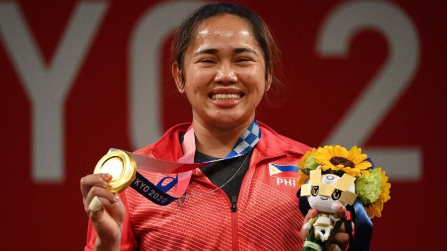 Tras casi 100 años, Filipinas consigue su primer oro en JJ.OO.