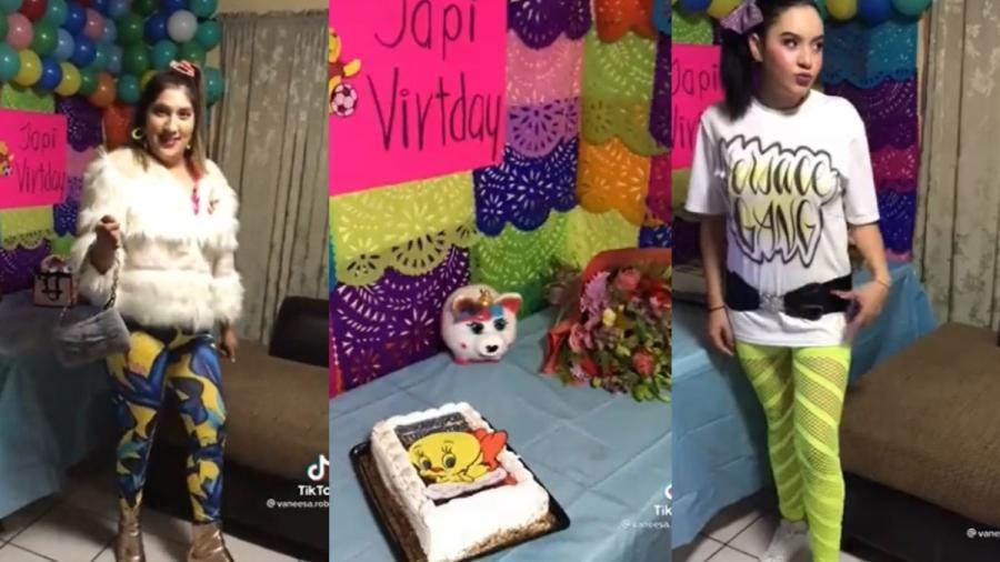 """Jóvenes realizan fiesta con tématica """"de nacos"""" e indignan a las redes sociales"""