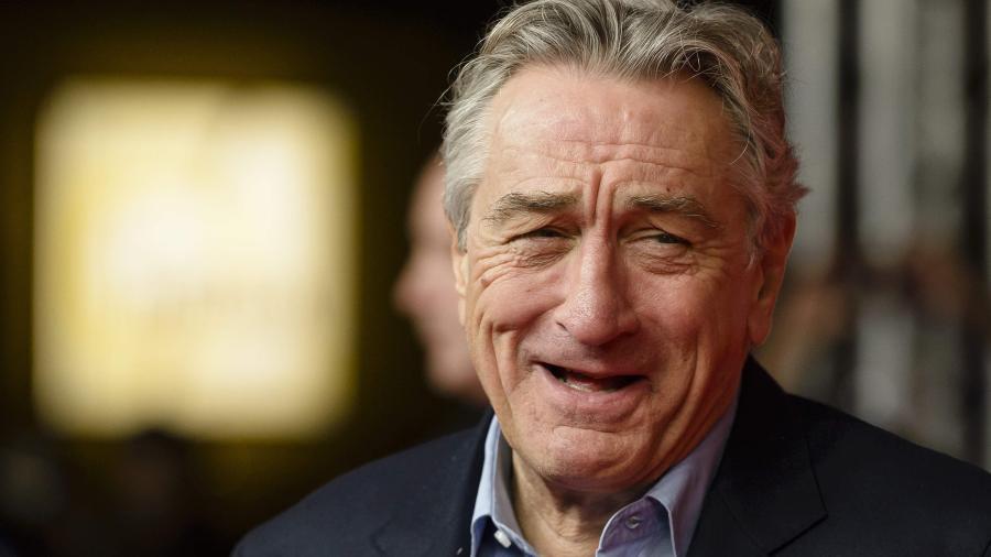 Robert De Niro será galardonado por el Sindicato de Actores