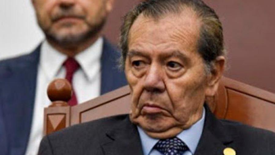 Muñoz Ledo rechaza resultado de encuestas sobre Dirigencia Nacional de Morena