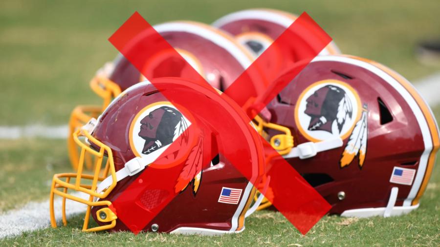 Los Redskins de Washington retiran su nombre y logotipo de manera oficial por protestas racistas