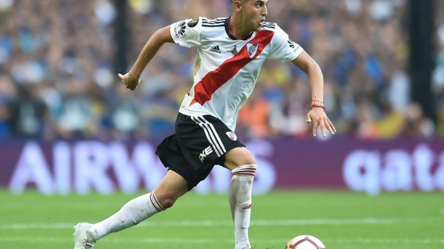 Real Madrid fichará a Exequiel Palacios