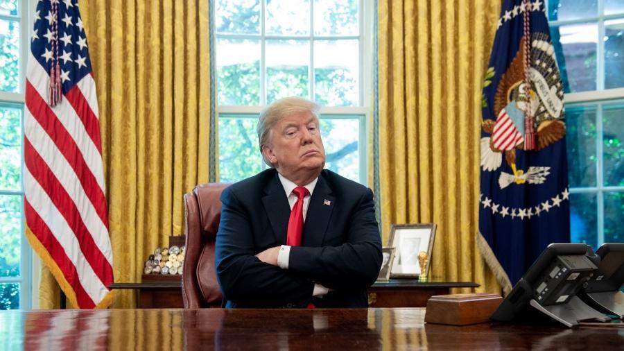Donald Trump ya tiene recaudados más de 100 mdd para reelección en 2020