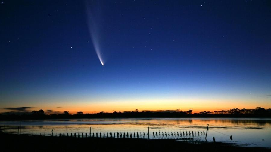 Cometa Neowise alcanzará a su punto más cercano a la Tierra este próximo 23 de julio