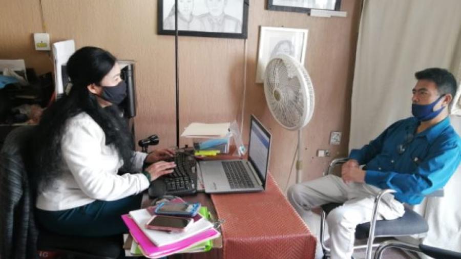 Pandemia y Restricciones de Cruces, ocasionan reducción en empresas de asesorías
