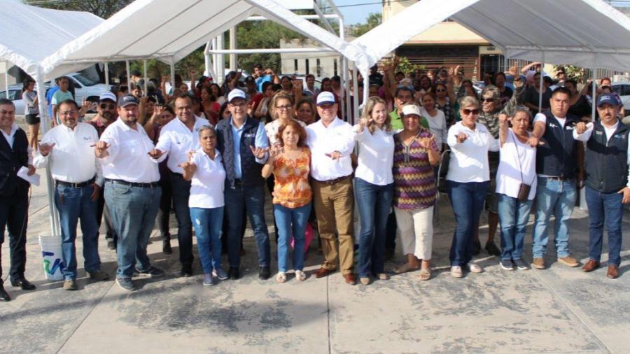 Regresan tianguis comunitarios del Gobierno de Tamaulipas