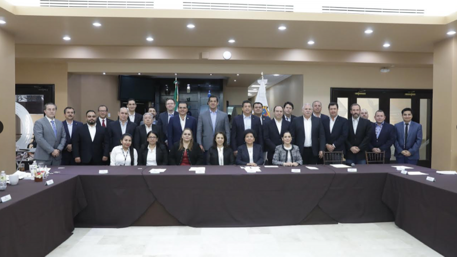 Fortalecen Gobierno Estatal y Federal competitividad de las aduanas tamaulipecas