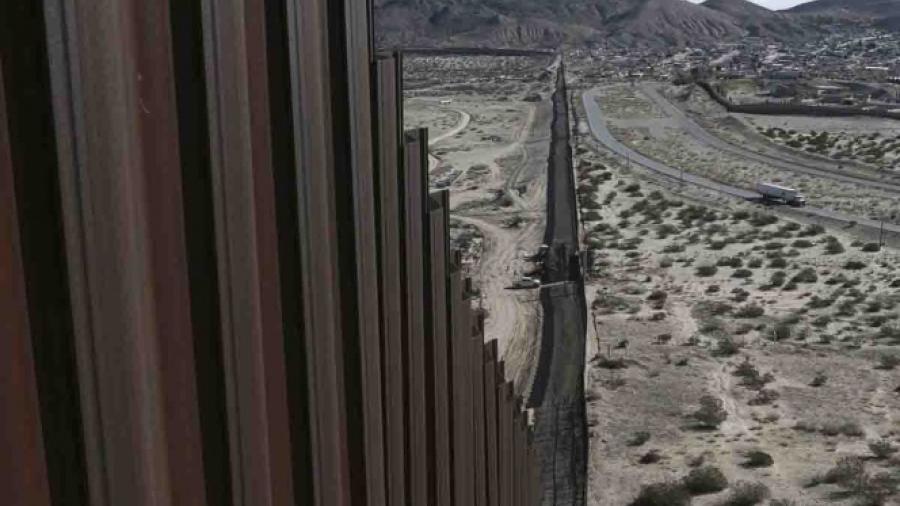 No aprobará congreso de EUA presupuesto para muro